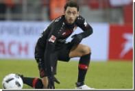 Футболист «Байера» отказался от зарплаты за четыре месяца из-за дисквалификации