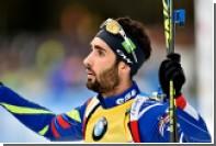 Федерация биатлона Франции извинилась за нападки Фуркада в адрес Логинова