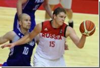 Баскетболист Мозгов переведен в резерв «Лос-Анджелес Лейкерс»