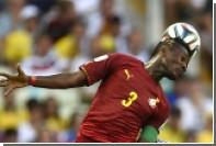 Футболиста сборной Ганы оштрафовали за ирокез