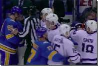 Тарасенко вступил в конфликт с соотечественником во время матча НХЛ