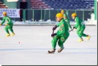 Команда по бенди попыталась оправдаться за матч с 20 голами в свои ворота