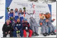 Российская слаломистка Ткаченко рассказала о минусах трассы на играх в Сочи