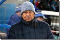 Тренер «Зенита» назвал виновных в поражении от «Андерлехта»