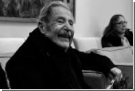 Умер сражавшийся за независимость Израиля поэт и режиссер Хаим Гури