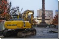 Польша начнет массовый снос советских памятников