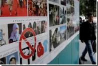 В Китае мусульман согнали в концлагеря