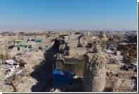 Опубликовано видео разрушенного Мосула после освобождения