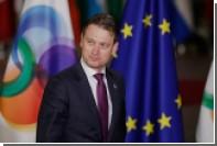 Глава МИД Нидерландов солгал о встрече с Путиным