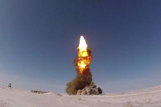Появилось видео испытаний новой российской противоракеты
