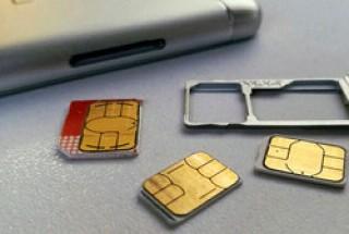 Скоро sim-карта может заменить паспорт.