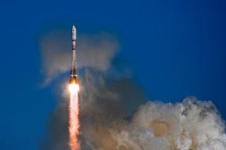 Ракета с «Прогрессом» стартовала с Байконура