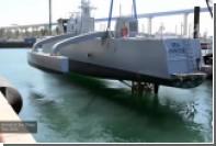 Американский «Морской охотник» попал на видео