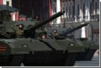 Стали известны перспективы оснащения танка «Армата»