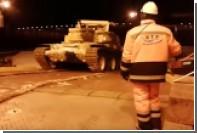 Т-90С для Ирака «засветились» в порту