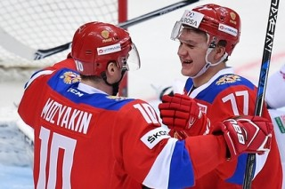 Оргкомитет Олимпиады забеспокоился из-за российского флага на форме хоккеистов