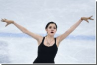 Фигуристка Медведева с мировым рекордом выиграла короткую программу