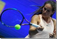 20-летняя российская теннисистка обыграла первую ракетку мира