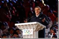 Бах обещал распустить CAS в случае оправдания российских атлетов