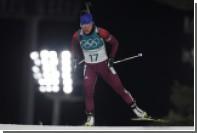 Российские биатлонистки остались без медалей в спринте на Олимпиаде