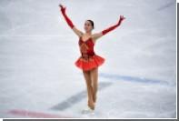 Фигуристка Загитова выиграла произвольную программу командного турнира Олимпиады