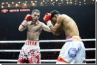 Российский боксер Алоян защитил титул чемпиона мира