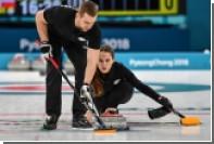 Российские керлингисты одержали вторую победу подряд на Олимпиаде