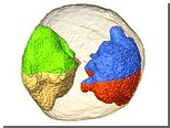 Электронная томография позволила рассмотреть наночастицу