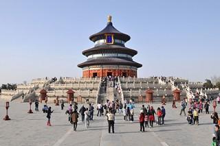 В туалетах пекинского храма появились сканеры лиц для выдачи бумаги