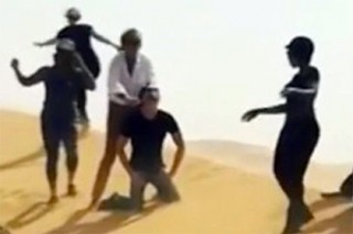 Род Стюард объяснил инсценировку казни ИГ попыткой сымитировать «Игру престолов»