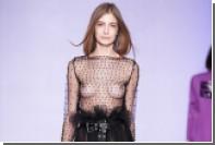 Грузинский бренд разрешил женщинам ходить с открытой грудью