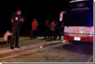 Российский турист насмерть сбил пешехода в Таиланде