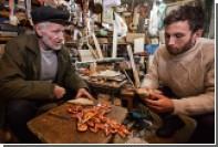 Английскому путешественнику показали «настоящую Россию» с рюхами и гуслями
