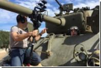 Туристам в Техасе предложили покататься на советском танке