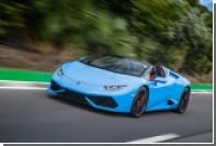 Lamborghini отчитался о рекорде продаж