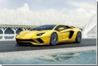 Lamborghini представила 740-сильный Aventador S