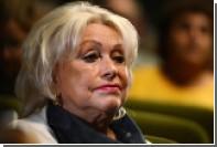 Жену Караченцова лишили прав за пьяное ДТП
