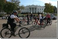Белый дом закрыли для иностранных туристов