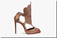 Santoni сделал для женщин «африканскую» обувь