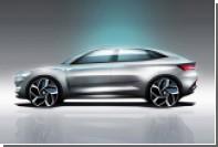 Skoda покажет в Шанхае свой первый электромобиль