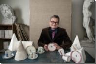 Александр Васильев представил модные чайные чашки