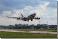 Самолеты признали самым безопасным видом транспорта