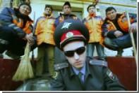 Таджики перепели «Тает лед» украинских «Грибов» и сняли свой клип