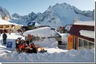 Туристам предложили семь российских альтернатив горнолыжному отдыху в Сочи