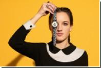 Swatch выпустил часы совместно с французской певицей