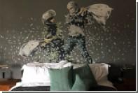 Бэнкси открыл отель возле стены между Израилем и Палестиной