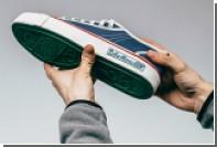 Российские дизайнеры дополнили коллекцию кед «Два мяча»