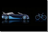 Bugatti обеспечит автовладельцев велосипедами