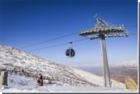 Туристов пригласили покататься на лыжах рядом с иракской «столицей» ИГ