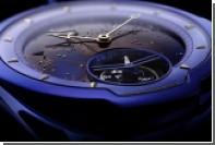 Компания De Bethune показала часы с метеоритом